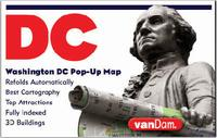 Washington D.C. Pop-up map