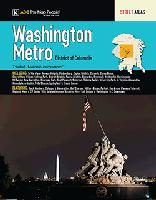 Metro Washington D.C. street atlas