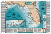 Florida Shipwreck Chart