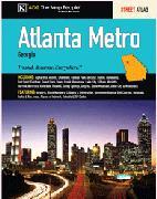 Atlanta street atlas