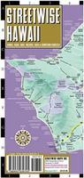 Hawaii Streetwise road map