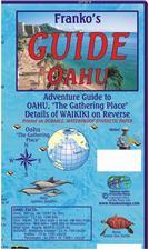 Oahu guide map