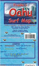 Oahu Surf map