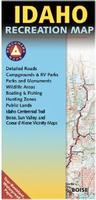 Idaho Road and Recreation map