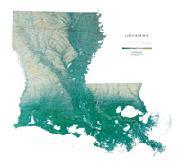 Louisiana Maps From Omnimap Map Store Travel Maps Hiking Maps