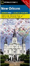 New Orleans Destination map