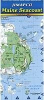 Maine Seacoast Road Map