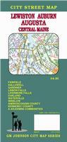 Lewiston street map