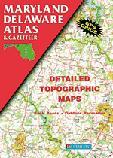 Delaware topographic atlas