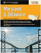Delaware road atlas