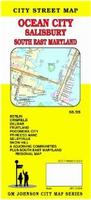 Ocean City street map