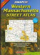 Western Massachusetts Road Atlas