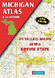 Michigan DeLorme atlas