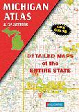 Michigan DeLorme atlas
