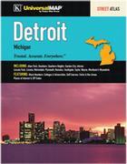 Detroit street atlas