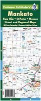 Mankato laminated map