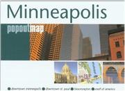 Minneapolis Popout street map