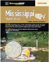 Mississippi Travel Atlas