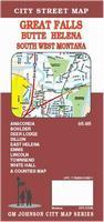 Helena street map