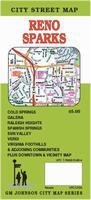Reno street map