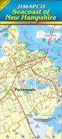 New Hampshire seacoast road map