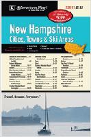 New Hampshire Cities atlas