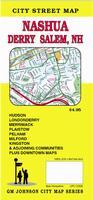Nashua city map