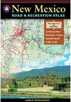 New Mexico Road and Recreation atlas