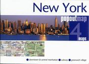 New York City popout map
