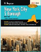 New York City street atlas