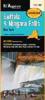 Niagara Falls city map