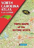 North Carolina topographic atlas
