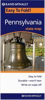 Pennsylvania road map