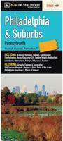 Philadelphia and suburbs map