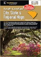 South Carolina Cities atlas