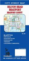 South Carolina City Maps