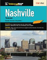 Nashville street atlas