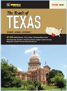 Texas road atlas