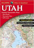 DeLorme Utah atlas