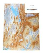 Utah Raven Map