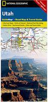Utah road map