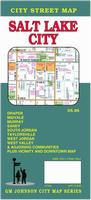 Salt Lake City street map