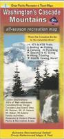 Cascade Mountains road map