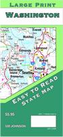 Washington Road map