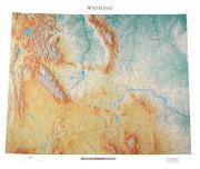 Wyoming Raven Map