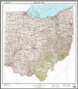 Ohio maps from Omnimap, the world's leading international map store Clroom Maps For Sale on
