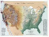 Earthquake Map of the USA