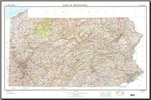 Pennsylvania Maps From Omnimap The Leading International Map - Map of pennsylvania