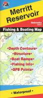 Merritt Lake fishing maps