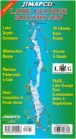 Lake George boating map